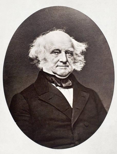 Photograph - Martin Van Buren (1782-1862) by Granger