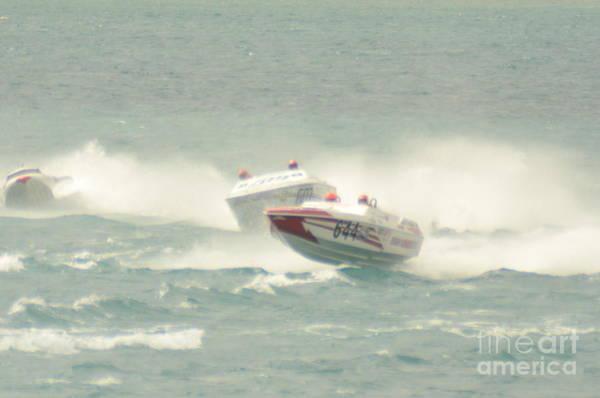 Photograph - Port Huron Sarnia International Offshore Powerboat Race by Randy J Heath