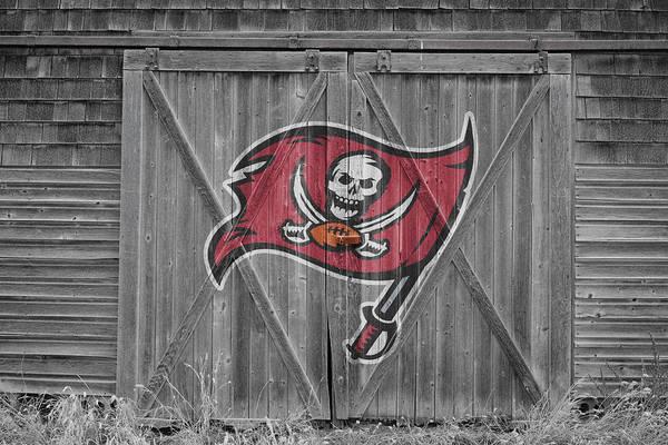 Wall Art - Photograph - Tampa Bay Buccaneers by Joe Hamilton