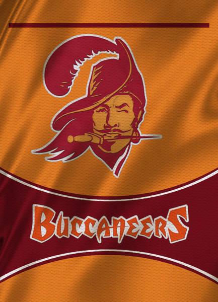 Wall Art - Photograph - Tampa Bay Buccaneers Uniform by Joe Hamilton