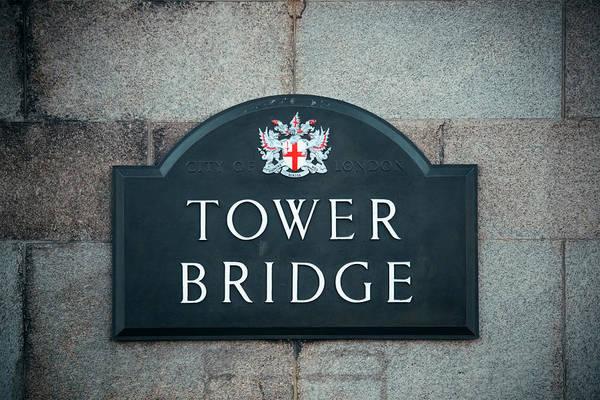 Photograph - Tower Bridge by Songquan Deng