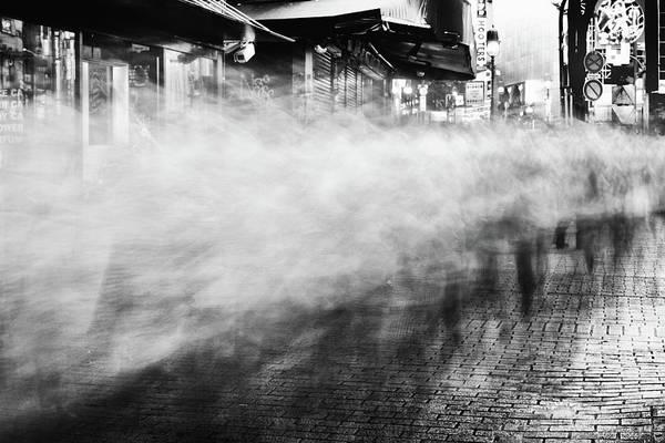 Hazy Wall Art - Photograph - Untitled by Tatsuo Suzuki