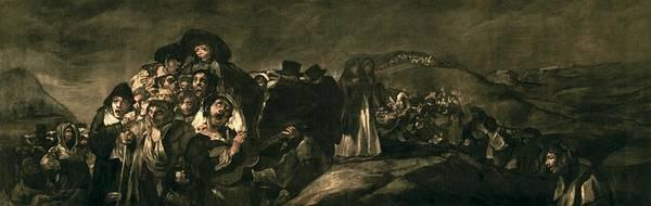 Wall Art - Photograph - Goya Y Lucientes, Francisco De by Everett