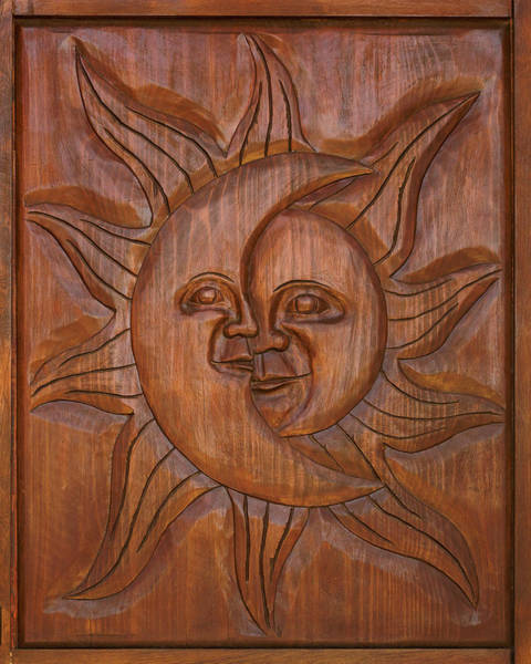 Wood Carving Photograph - Mexico, San Miguel De Allende by Jaynes Gallery