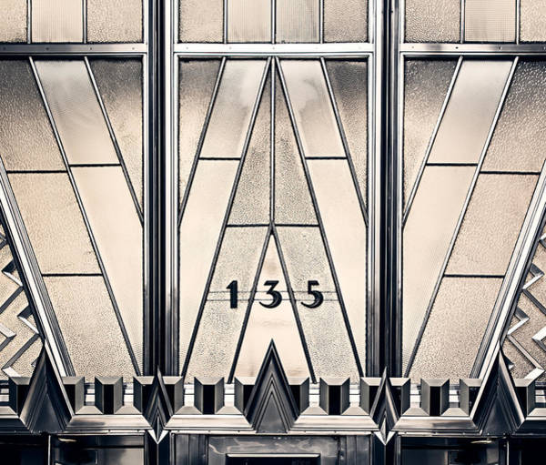 Photograph - 135 E 42nd - Chrysler Building by James Howe