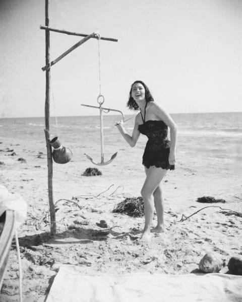 Gardner Photograph - Ava Gardner by Silver Screen