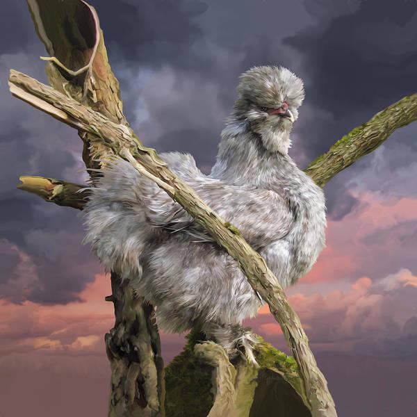 Digital Art - 14. Cuckoo Bush by Sigrid Van Dort