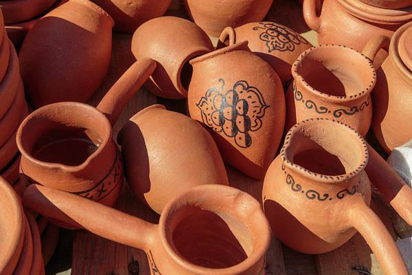 Ceramic Photograph - Georgia, Kutaisi by Alida Latham