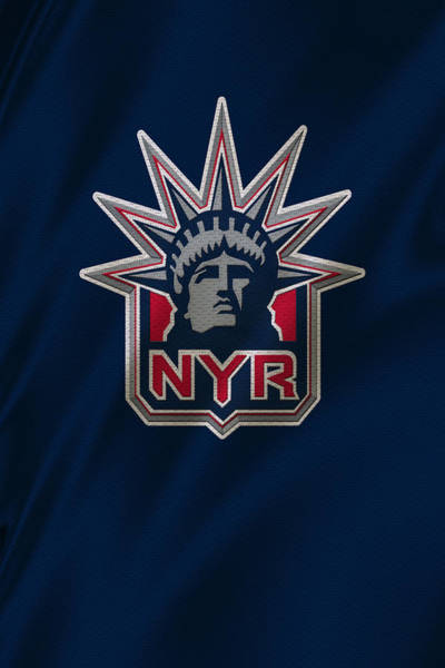 Sweater Photograph - New York Rangers by Joe Hamilton