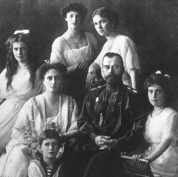 Imperial Russia Photograph - Nicholas II (1868-1918) by Granger