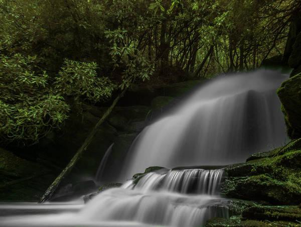 Photograph - Lemon Falls North Carolina I by Patti Deters