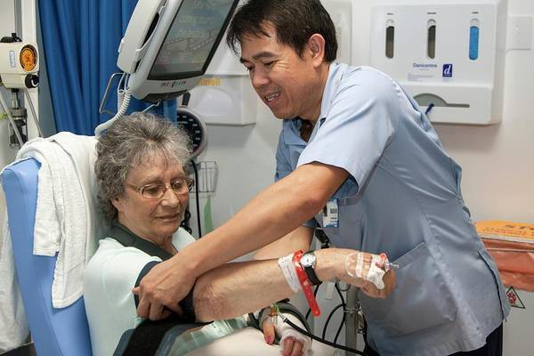 Nurse Photograph - Orthopaedics Ward by Life In View