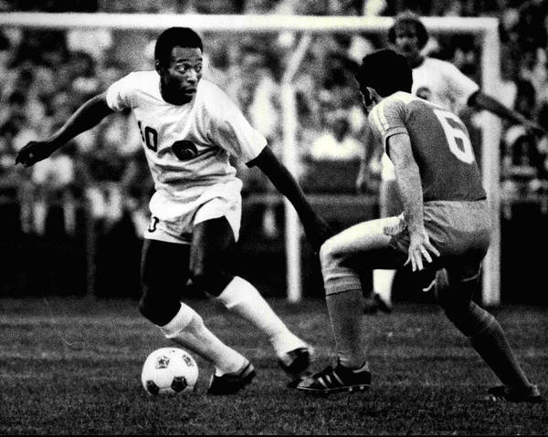 Wall Art - Photograph - Pele by Retro Images Archive