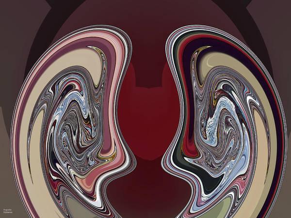 Digital Art - Untitled 9 by Augusta Stylianou