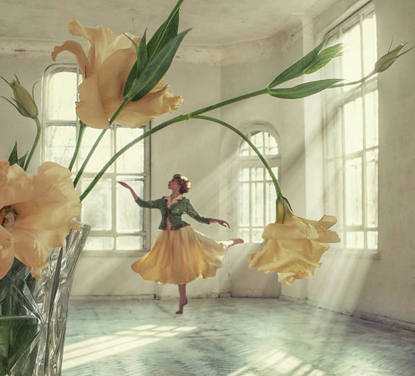 Vases Photograph - Untitled by David Dubnitskiy