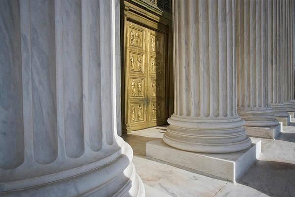 Imposing Wall Art - Photograph - Usa, Washington, D by Jaynes Gallery