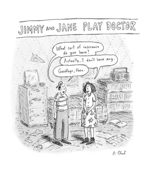Growing Up Drawing - New Yorker August 20th, 2007 by Roz Chast