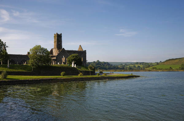 Franciscan Photograph - 14th Century Timoleague Abbey by Panoramic Images