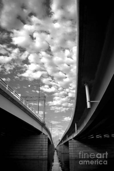 Photograph - 14th Street Bridge Span by Terry Rowe