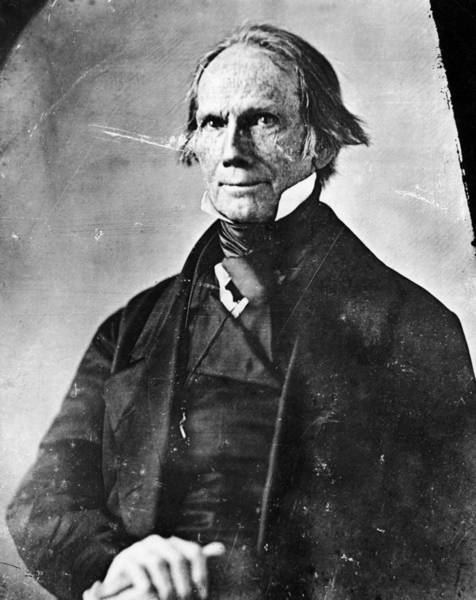 Wall Art - Photograph - Henry Clay (1777-1852) by Granger