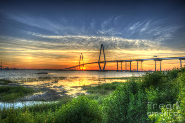 Photograph - Lowcountry Sunset by Dale Powell