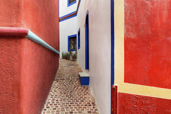 Blues Alley Photograph - Mexico, Guanajuato by Jaynes Gallery
