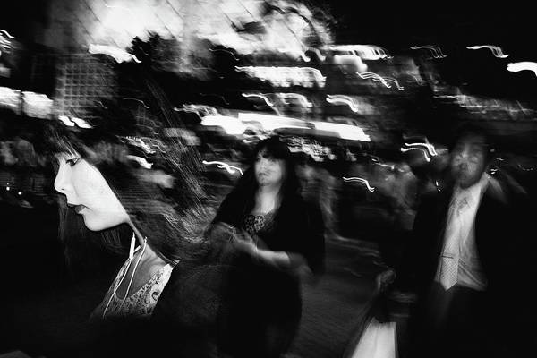 Street Photograph - Untitled by Tatsuo Suzuki