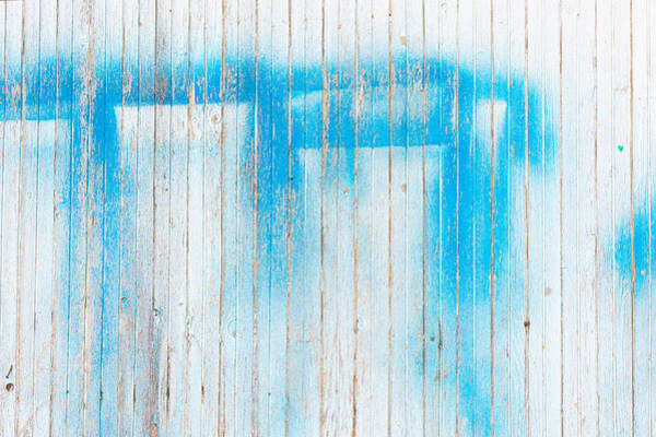 Old Wall Art - Photograph - Wood Background by Tom Gowanlock