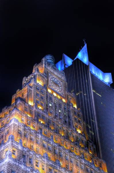 Photograph - 1501 Broadway - Paramount Building - Times Square New York by Marianna Mills