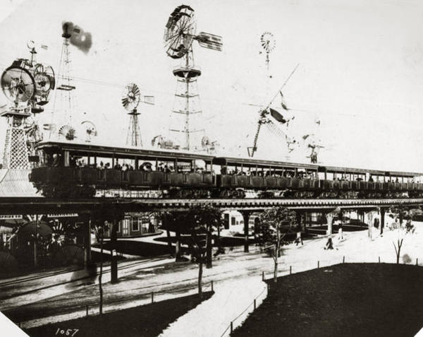 Photograph - Columbian Exposition, 1893 by Granger
