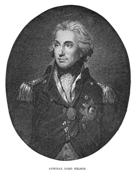 Wall Art - Painting - Horatio Nelson (1758-1805) by Granger