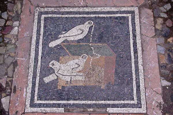 Craftsmanship Photograph - Italy, Campania, Pompeii by Jaynes Gallery