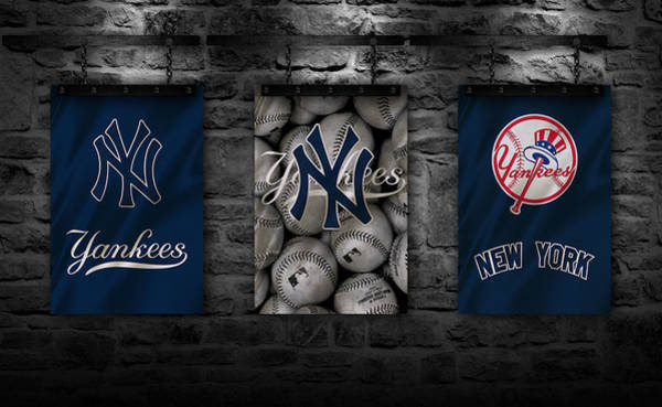 Wall Art - Photograph - New York Yankees by Joe Hamilton