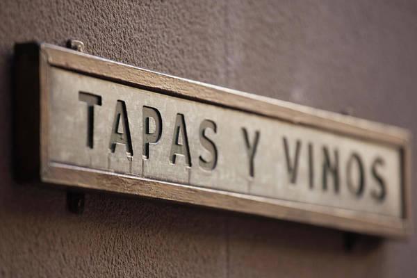 Calle Wall Art - Photograph - Spain, Aragon Region, Zaragoza by Walter Bibikow