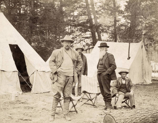 Wall Art - Photograph - Theodore Roosevelt (1858-1919) by Granger