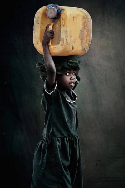 Child Photograph - Untitled by Antonio Grambone
