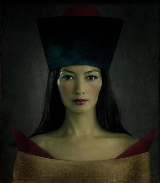 Model Wall Art - Photograph - Untitled by Svetlana Melik-nubarova