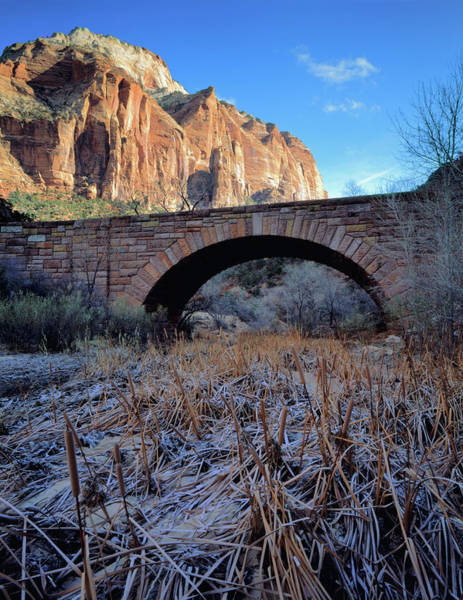 Civilian Conservation Corps Wall Art - Photograph - Zion National Park, Utah by Scott T. Smith