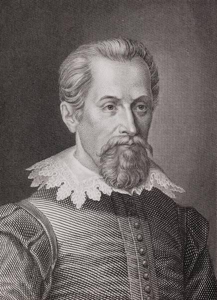 17th Century Wall Art - Photograph - 1620 Johannes Kepler Astronomer Portrait by Paul D Stewart