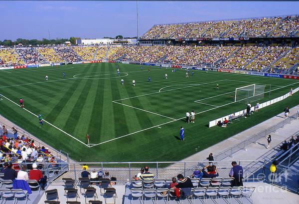 Photograph - 16w146 Crew Stadium Photo by Ohio Stock Photography
