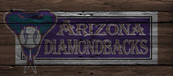 Rattlesnake Photograph - Arizona Diamondbacks by Joe Hamilton