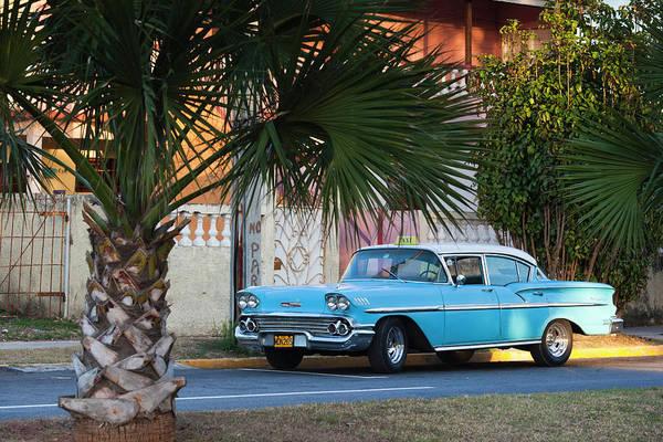 American Revolution Photograph - Cuba, Matanzas Province, Varadero by Walter Bibikow