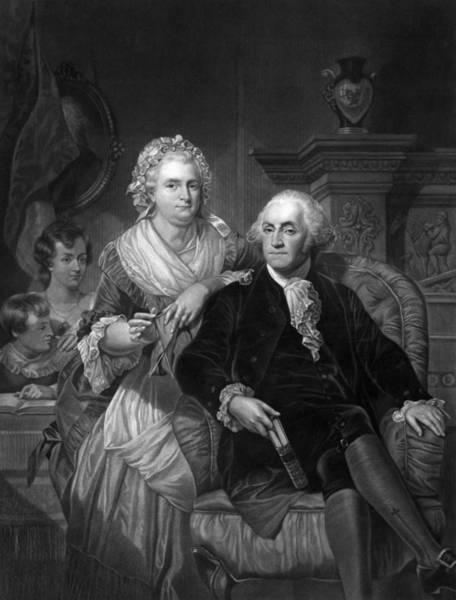 Wall Art - Painting - George Washington (1732-1799) by Granger