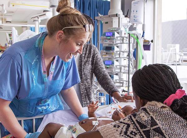 Pediatric Intensive Care Nurse | Asdela