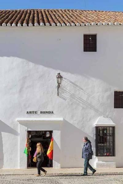 Arte Photograph - Ronda, Spain by Ken Welsh