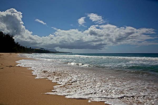 Photograph - Secret Beach Kauai by Steven Lapkin
