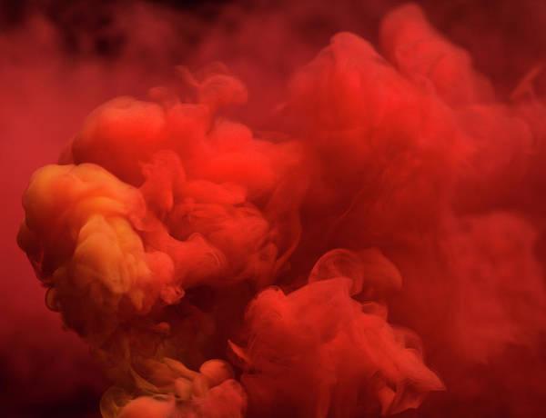 Photograph - Smoke by Henrik Sorensen