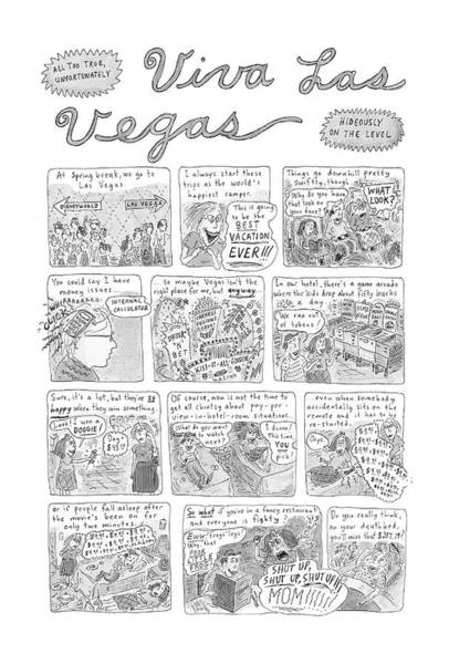 2003 Drawing - New Yorker November 17th, 2003 by Roz Chast