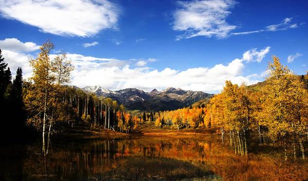Photograph - Rocky Mountain Fall by Mark Smith