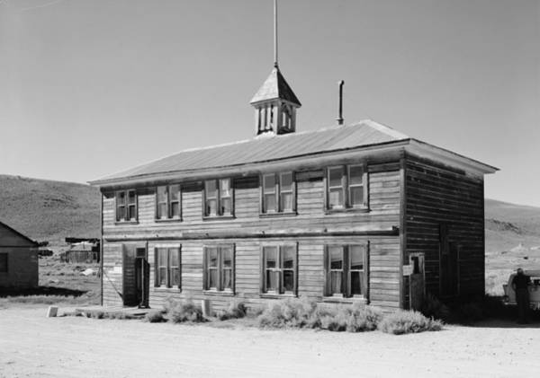 Photograph - California Bodie, 1962 by Granger